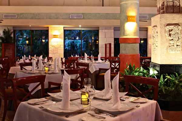 Restaurant -  Luxury Bahia Principe Akumal – Riviera Maya - All Inclusive Resort
